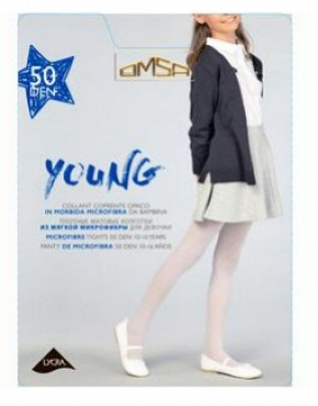 Колготки OMSA kids Collant YOUNG 50