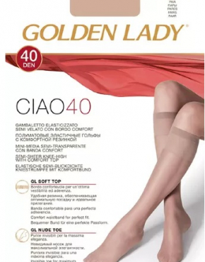 Гольфы Golden Lady Ciao 40 2 пары