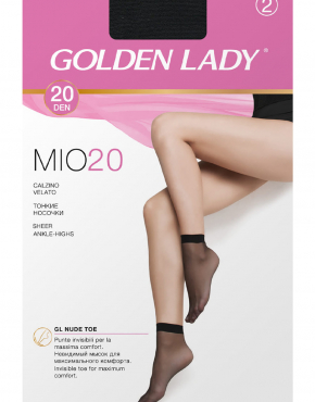 Носки Golden Lady Mio 20 2 пары