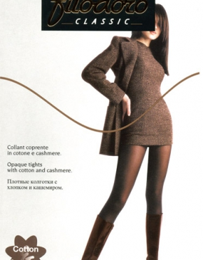 Колготки Filodoro Cotton Cashmere