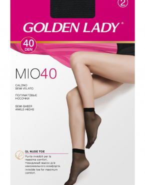 Носки Golden Lady Mio 40 2 пары