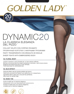 Колготки Golden Lady Dinamik 20