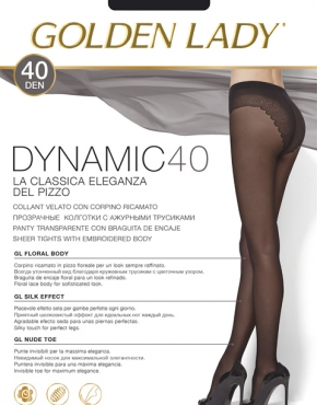 Колготки Golden Lady Dinamik 40